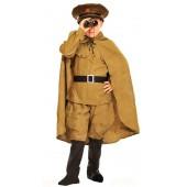 Детский костюм Военного командира