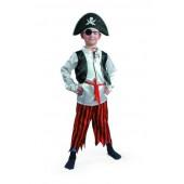 Костюм Пирата в шляпе2