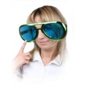 Большие карнавальные очки