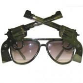 Очки с пистолетами