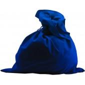 Мешок синий бархат