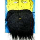 Борода черная
