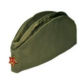 Пилотка солдатская ВОВ