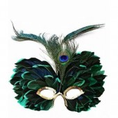 Перьевые маски