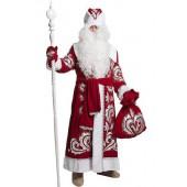 Костюмы Дедов Морозов (взрослые)