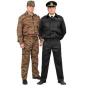 Мужская военная форма