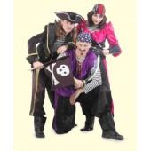 Вечеринка в пиратско…