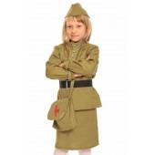 Детский костюм военной медсестры