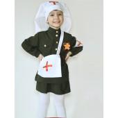 Детский костюм Военный врач