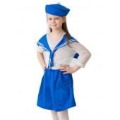 Детский костюм Морячки синий
