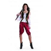 Костюм Пиратка в брюках