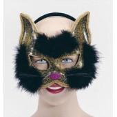Полумаска Кошки2