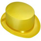 Цилиндр желтый тканевый