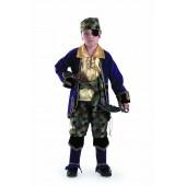 Костюм пирата в бандане 2