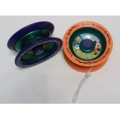 Йо-йо металл-пластик