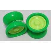 Йо-йо ярко-цветный пластик