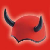 Шапочка Дьявола с рожками фетр