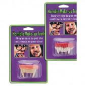 Зубы вампира 2 модели в ассортименте