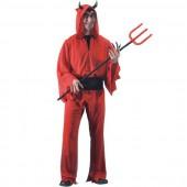 Костюм Дьявол красный
